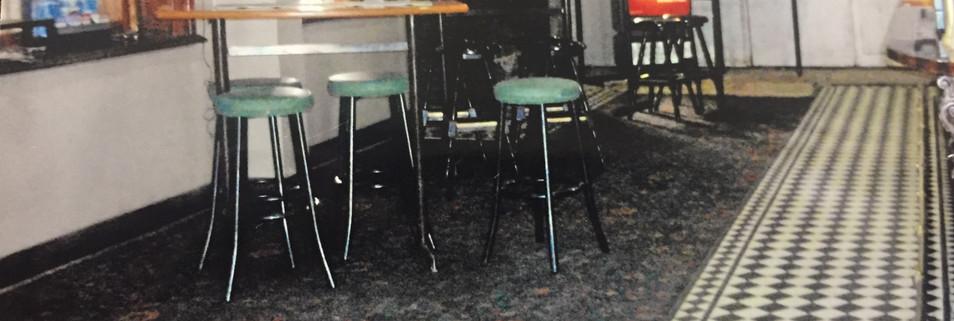 Eatons Hotel 2000's side bar