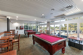 eatons hotel pool room