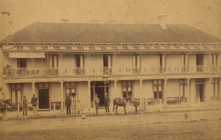 Eatons Hotel Heritage 1880s