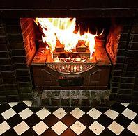 Eatons Hotel Fireplace muswellbrook