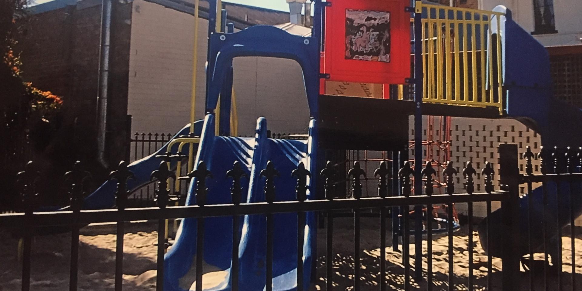 Eatons Hotel 2000's playground