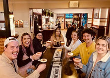 Eatons Hotel Cheers