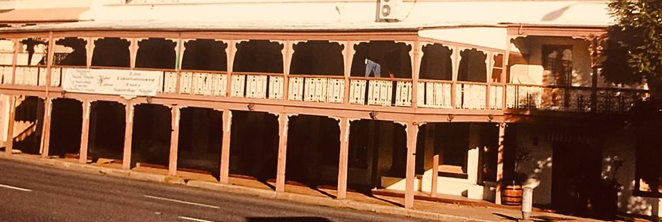 Eatons Hotel 2000's