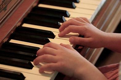 Clases de piano Barcelona
