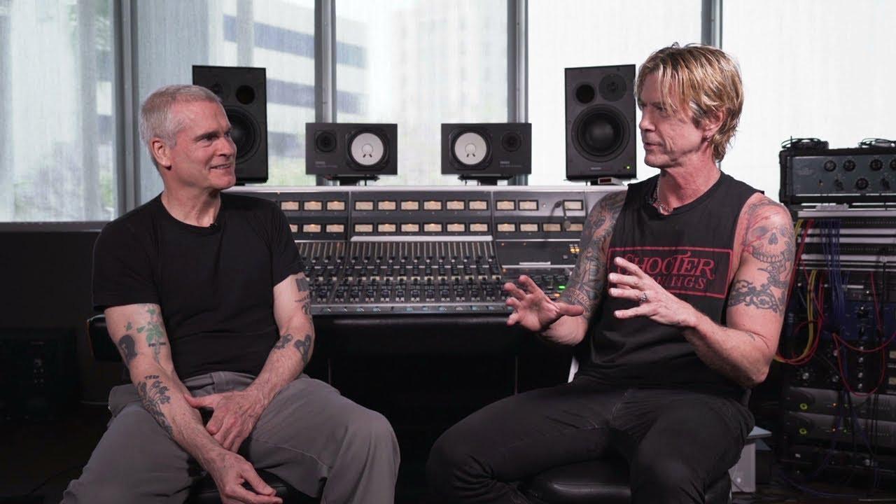 Duff McKagan talks to Henry Rollins