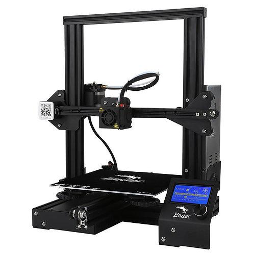 Ender3 3D Printer Build Kit + Spool of PLA Material