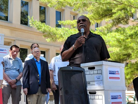 'Promote the Vote' Aims for Michigan Ballot