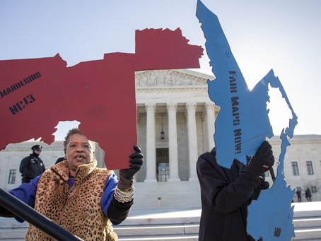 Supreme Court temporarily blocks rulings requiring new voting maps for Ohio and Michigan