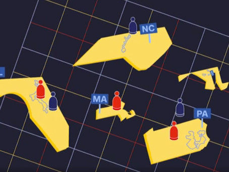 Supreme Court allows most disputed maps in Texas, NC gerrymandering cases to be used.