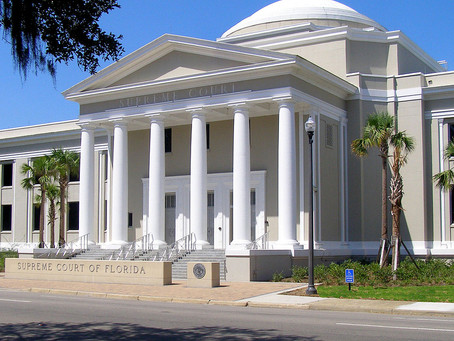 Florida Supreme Court Set To Clarify Voting Rights For Felons