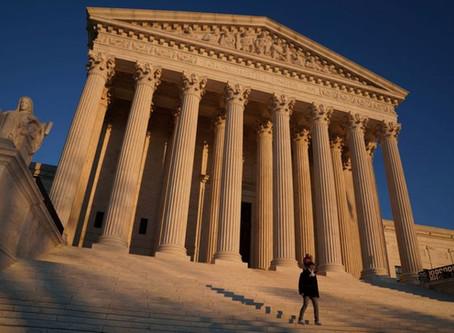 U.S. Supreme Court Blocks Alabama Order Easing Voting Restrictions,