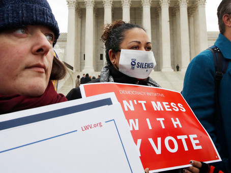 The Supreme Court Is Helping Republicans Kill a Key Voting Rights Law