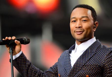 John Legend visits Orlando, goes door-to-door campaigning for Amendment 4