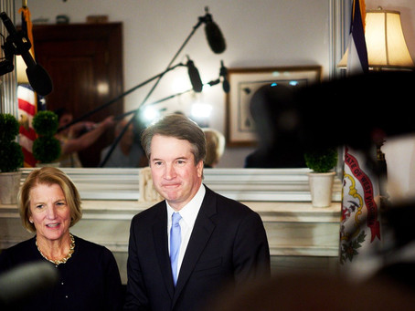 Does Brett Kavanaugh Spell the End of Voting Rights?