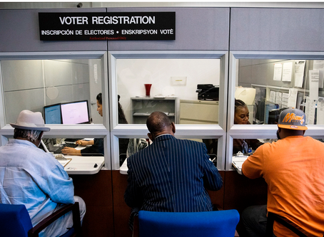 Felon Voting Rights Trial Begins in Florida, via Conference Call
