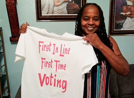 Federal judge guts Florida law requiring felons to pay fines before they can vote.