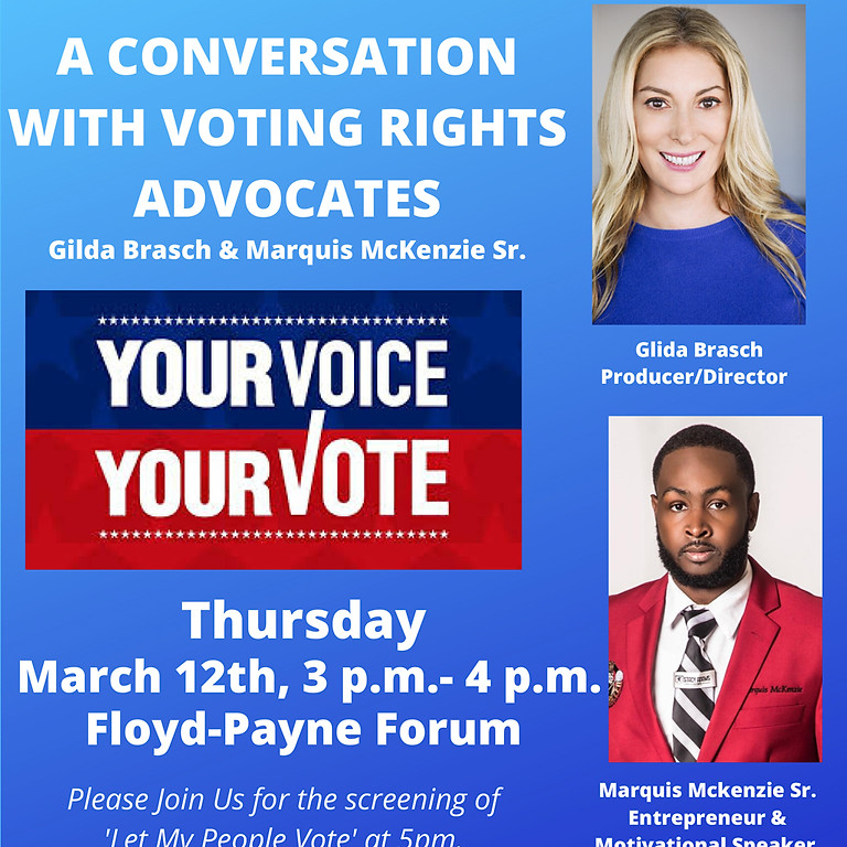 A Conversation With Voting Rights Advocates