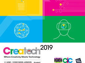 SMARTZER X CREATECH 2019