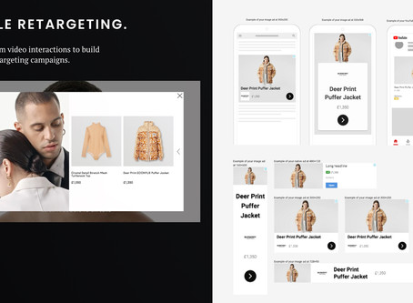 SMARTZER X GOOGLE: SHOPPABLE VIDEO AUDIENCE RETARGETING