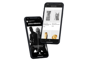 PACO RABANNE X SMARTZER: SHOPPABLE INSTAGRAM STORY AD