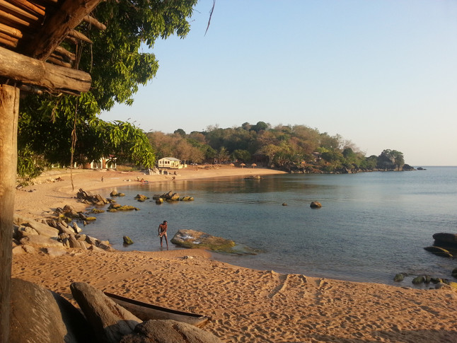 6 of the best: African Inland Beaches