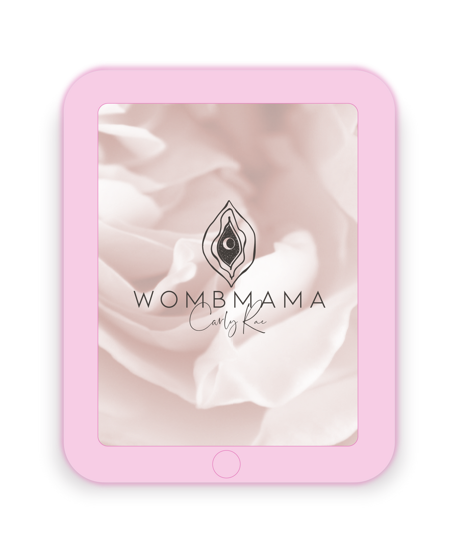 WombMama Brand Build