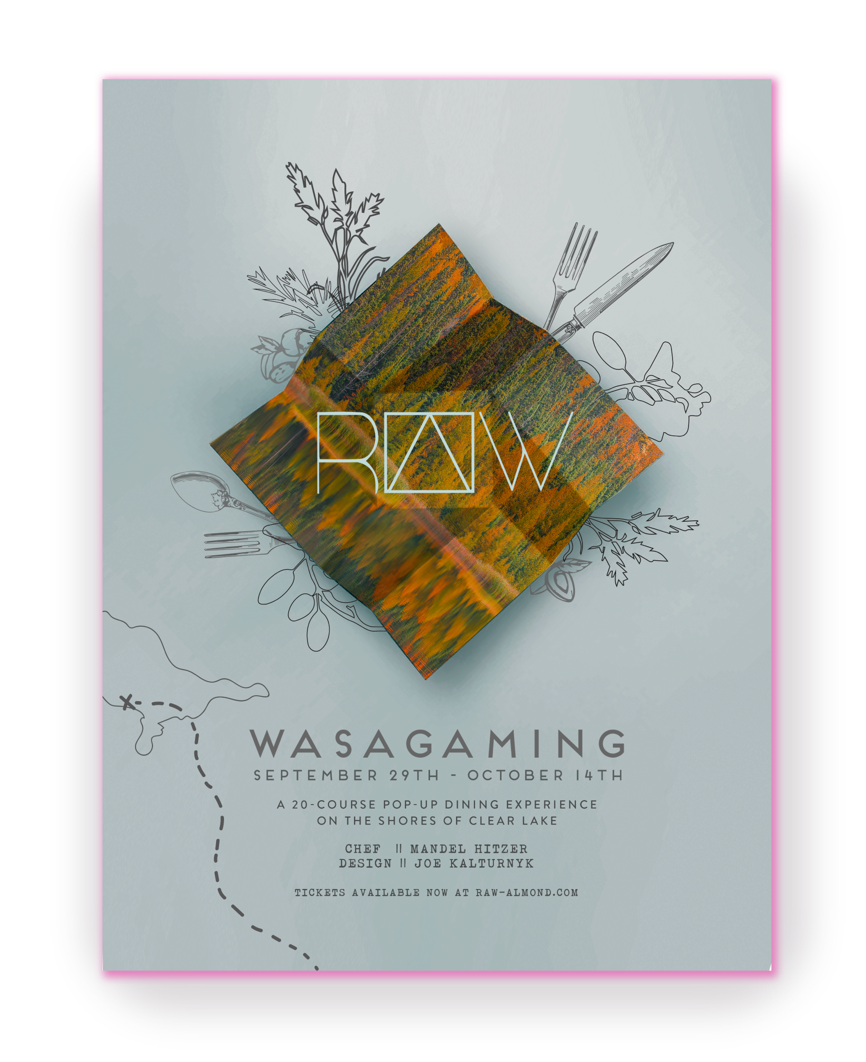 Raw Wasagaming Winning Concept