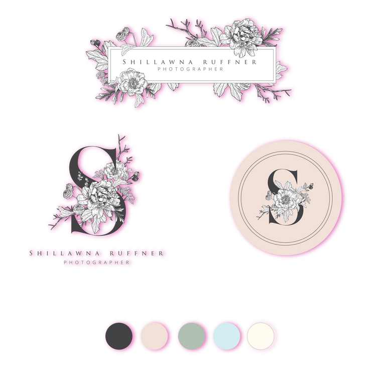 Logo Variations + Brand Colours
