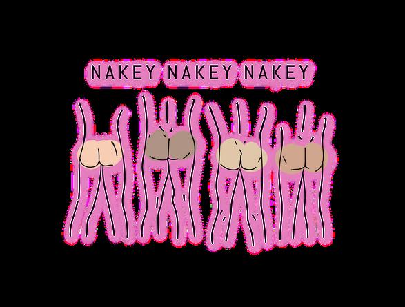 Nakey Illlustration