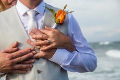 Destination wedding in Akumal