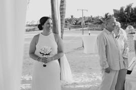 Destination lesbian wedding