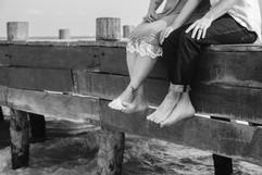 Artistic photographer in Riviera Maya