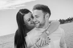 Honeymoon Photography in Playa del Carmen