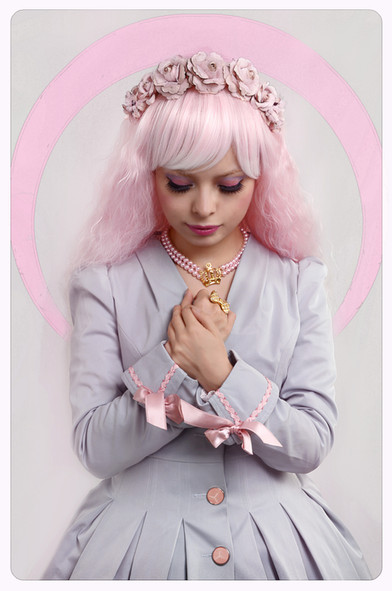 Lolita Fashion Portrait