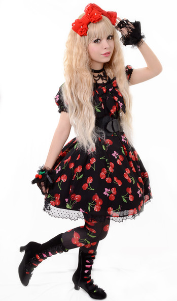 Briz Blossom Gothic Lolita