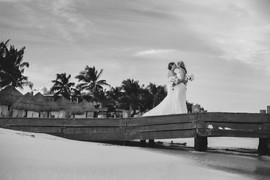 Same-sex wedding in Playa del Carmen