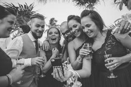 Gay wedding in Playa del Carmen