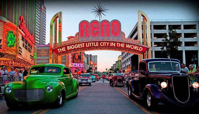 Życie nocne w Reno