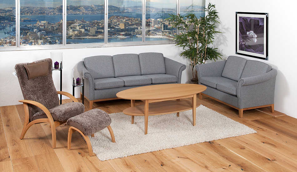 Nordland 3+2 m/ treramme