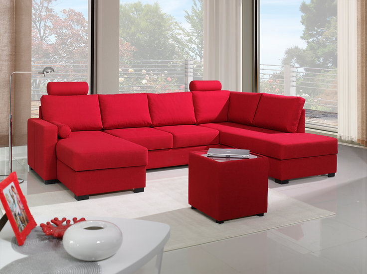 Young U-sofa