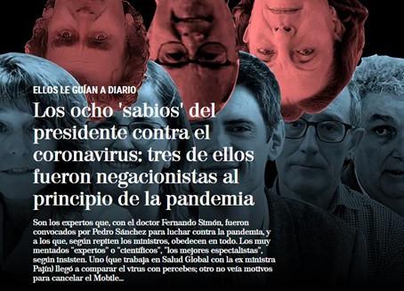 """La """"INCOMPERTENCIA MANIFIENSTA"""" del Sector Sanitario"""