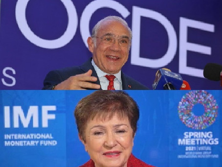 El FMI y la OCDE: Eje central de la CONSPIRACION INSTITUCIONAL (Parte 8)