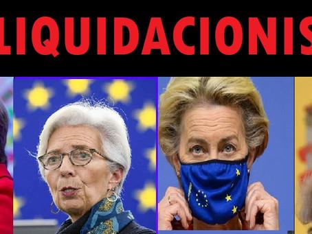"""""""Las Liquidacionistas"""" y La Gran Conspiración. (Parte 6)"""