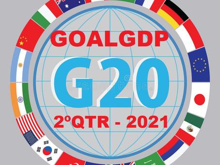 GOALGDP G-20, 2º Qtr. - 2021
