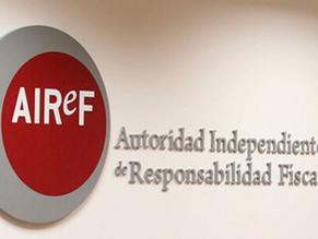 AIREF prevee una subida del PIB del 4º Trim. del +1, 30%, idéntica a la del +1, 29% que vaticiné.