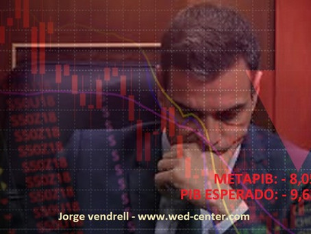 -8.05% METAPIB AND -9.68% EXPECTED GDP OF SPAIN IN 2020