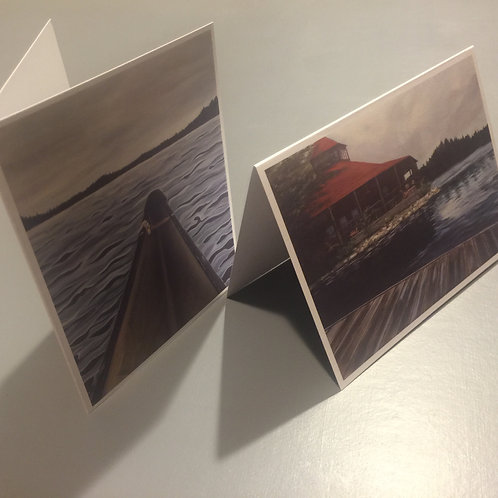 Arowhon Pines Note Cards - 6 Pack