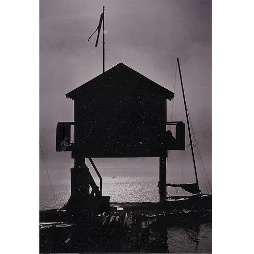 Camp Arowhon Old Sailing Dock