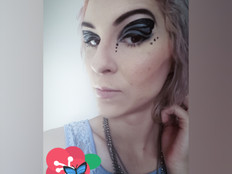 #LOTD Butterfly Eyes (Sunday is Animal Day)