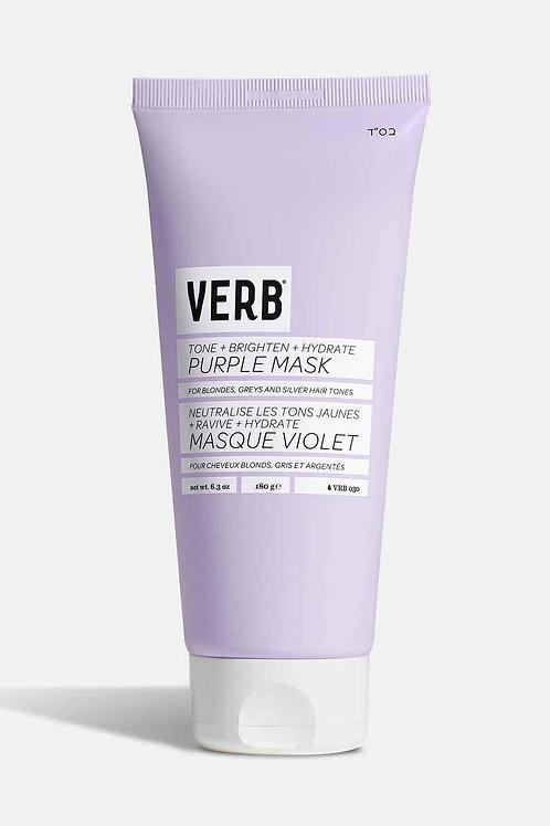VERB PURPLE MASK - Tone + Brighten + Hydrate